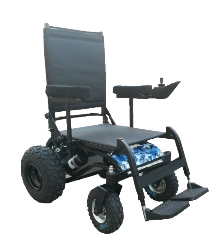 Dassie 200 M Power Wheelchair Home Page