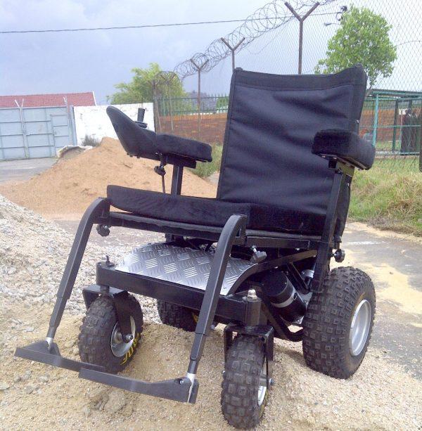 The Dassie 200 M Power Wheelchair