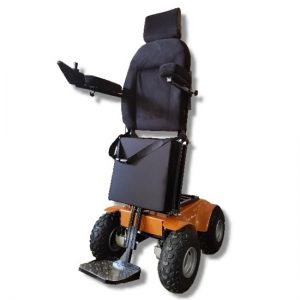 All Terrain Power Wheelchair